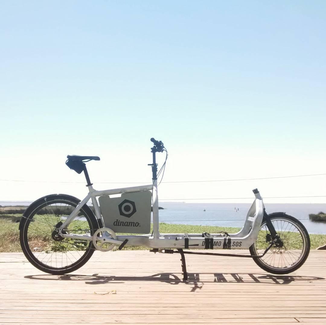 Nuestra Bici de Carga  Movilidad sustentable  @muvinstagram
