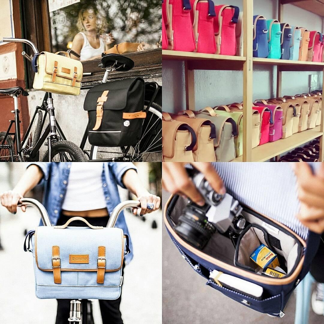 Accesorios para ciclistas urbanos  Tenés mucho para elegir
