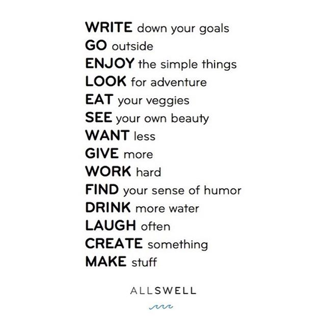 Morning manifesto #tbt #AllSwell