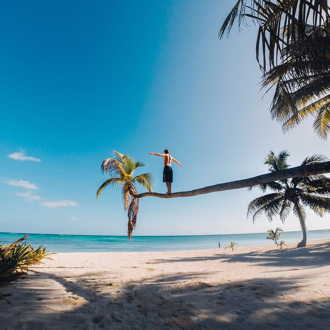 #TBT to finding the perfect #summer balance. #