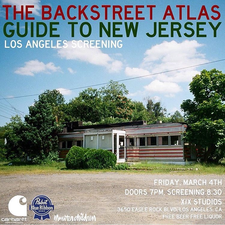 If you're in the LA region you should check out our friends @backstreetatlas video premiere. It's a guaranteed good time and you might even learn something! #backstreetatlas #irisskateboards #supportyourfellowskateboarder