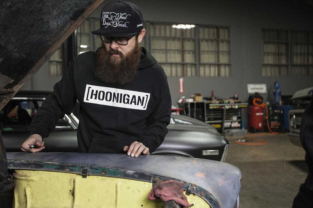 For when the shop is cold, we got you on hoodies. The C-bar pullover is available on #hooniganDOTcom or stop in and grab on at @zumiez. #almostraceseason