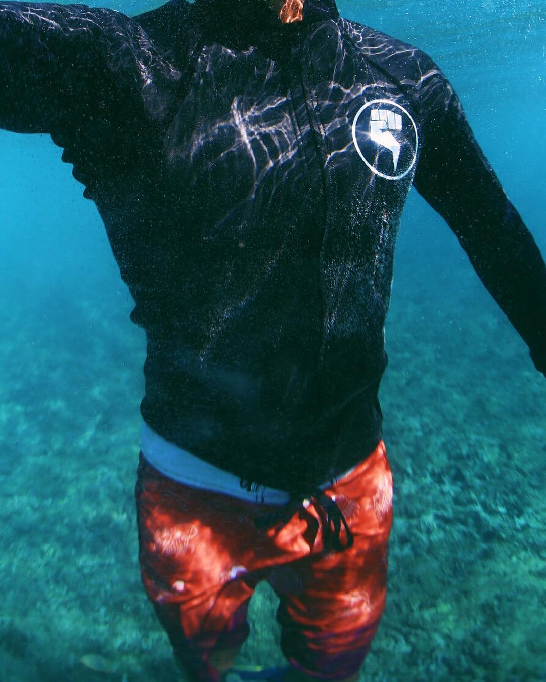 How all #ootd posts should look | Super Skin 2.1 wetsuit top paired with the noRep x @dcasted boardshorts. Get the look at norepboardshorts.com #inspiredboardshorts