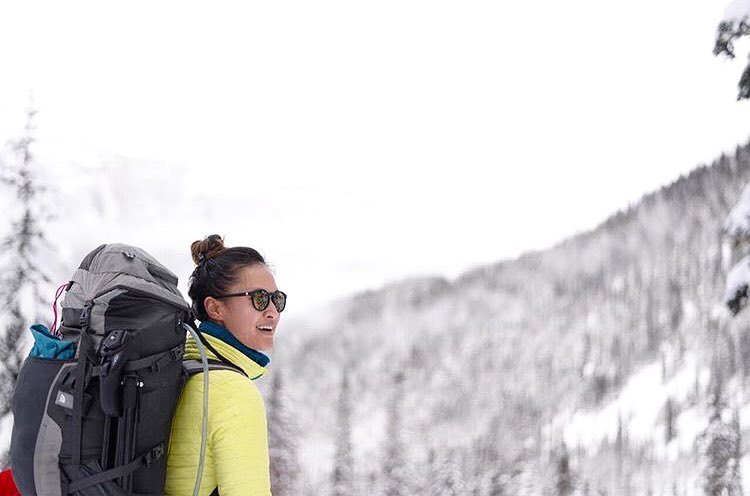Gearing up for some snowy weekend adventures.