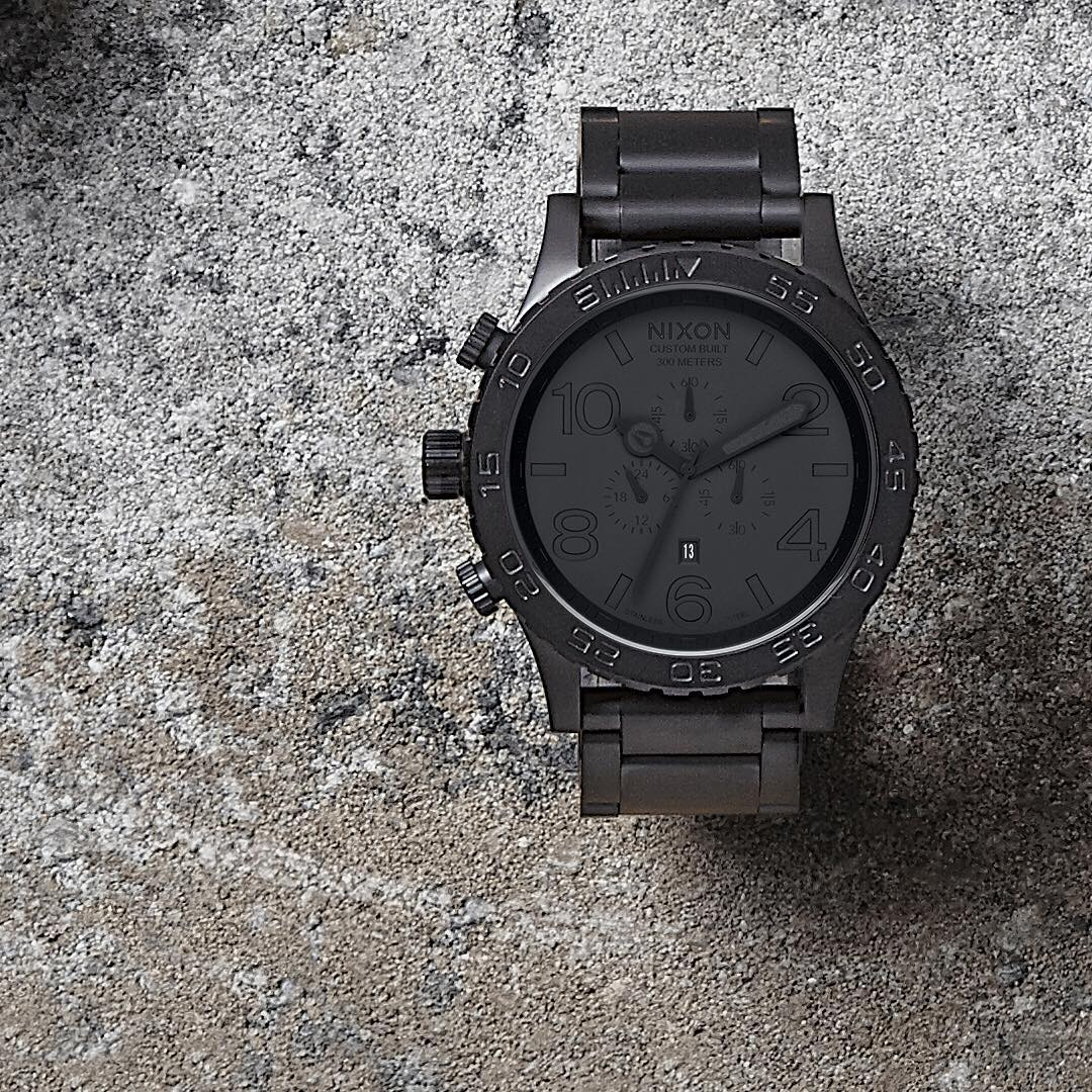 Welcome to the Machined Collection. Get under the hood of this very limited collection at online.nixon.com/happenings. Available until they're gone at @thinkempire and @activerideshop. #Nixon