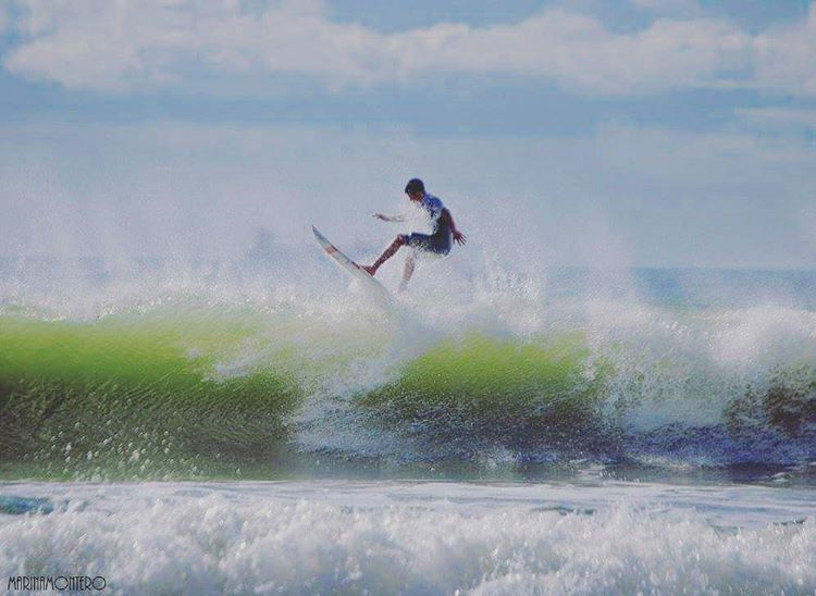Frann Fulton - Mar del Plata  #gotcha #surfing  Ph: Marina Montero