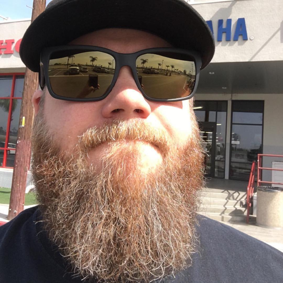 This weeks #FanShotFriday goes to @cambearpig! He just copped some new shades from @chaparralmoto and walked his fancy beard right out and into the winners circle! You can win too! Just take a shot of yourself rocking VZ gear and tag #VonZipper for a...
