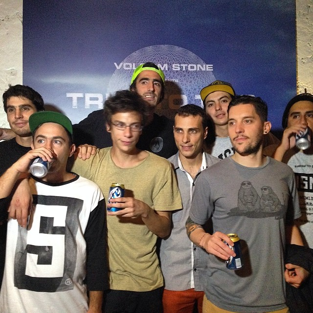 True to this #premiere #Argentina @dieguephotos  @parislaurenti @julifritokn @keelinton @miguecat @matirbl @sherms_ #union #skate #TruetoThis
