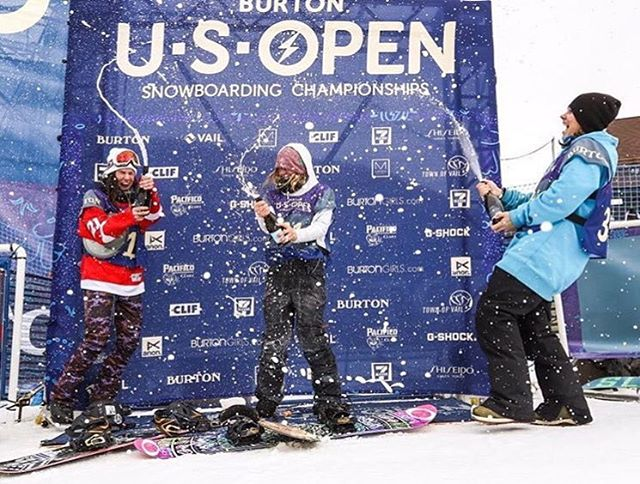 Congrats to #TeamB4BC rider @jamieanderson for taking the win for the 5th time (!!!) at the #BurtonUsOpen! - Photo: @ussnowboarding #behealthygetactive #snowboarding