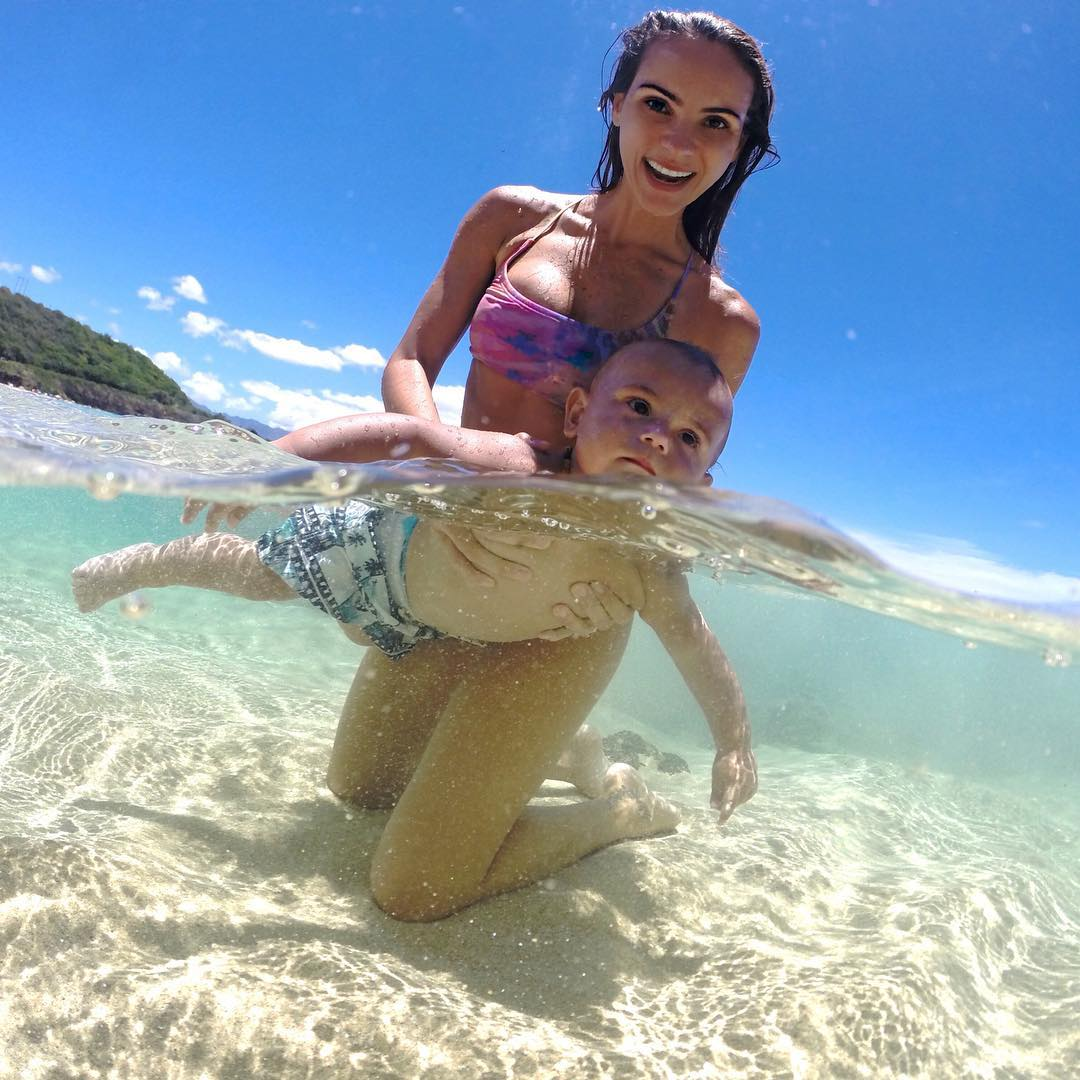 GoPro Featured Photographer + #GoProGirl @bia.atkins  I have been addicted to GoPro since I got my first camera 5 years ago when I moved to #Hawaii. My passion was to shoot shore break waves. Time passed, I got married, pregnant and had my baby. I...
