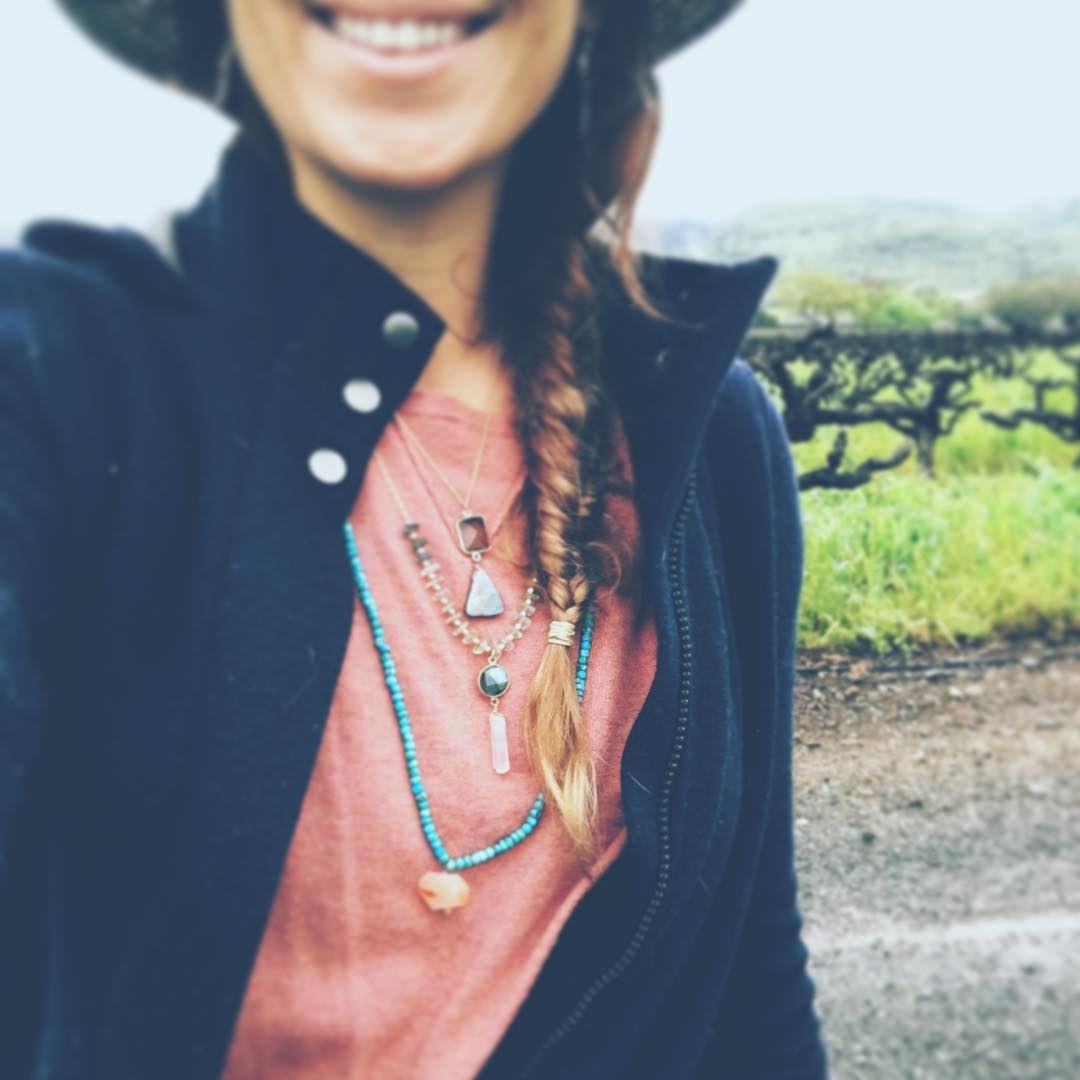 Having a glorious Friday working in #winecountry (my husband is working, I'm working on the wines:) Next up! @imagerywinery  #madrone #Sonoma #wine #vino #jewelry #partytime #excellent #juliaszendrei #tgif