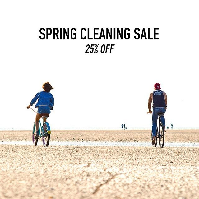 "It's time to do some spring cleaning... In your underwear drawer! Use the code ""springcleaning"" in the checkout to get 25% off. Tag a friend in need!  #spring #sale"