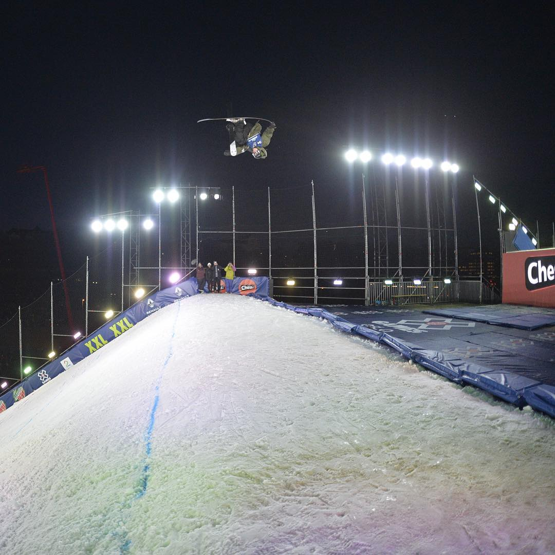 Our #XGamesOslo Best of Ski Show will air tomorrow at 2 pm ET/1 pm PT on ABC! (