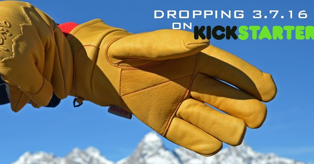 Three more days. Free pair of gloves coming your way tomorrow. Check back in for your chance to win!