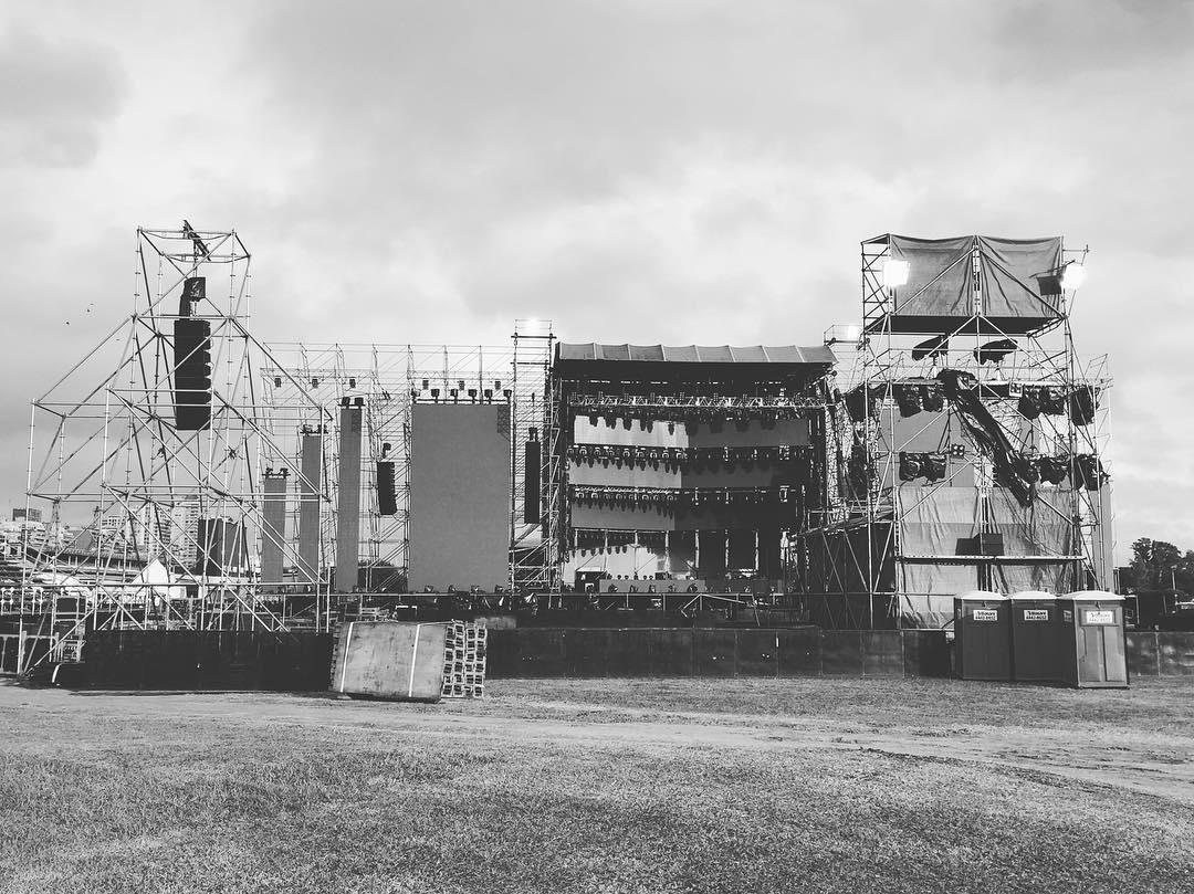 Maroon 5 en Argentina #Work #T4F
