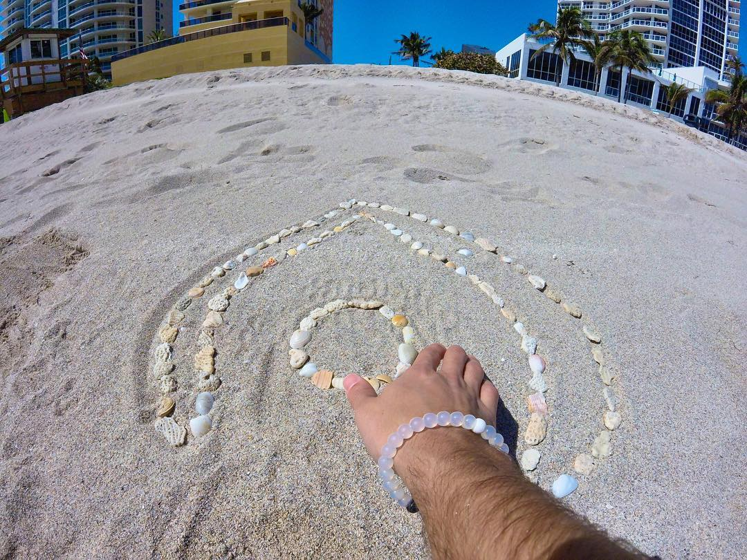 Find your creativity #livelokai Thanks @raycostaofficial