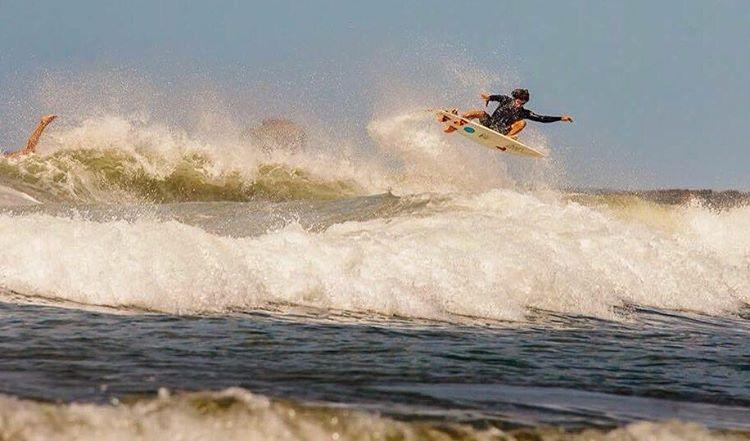 #freesurfing en Playa Maderas, Nicaragua