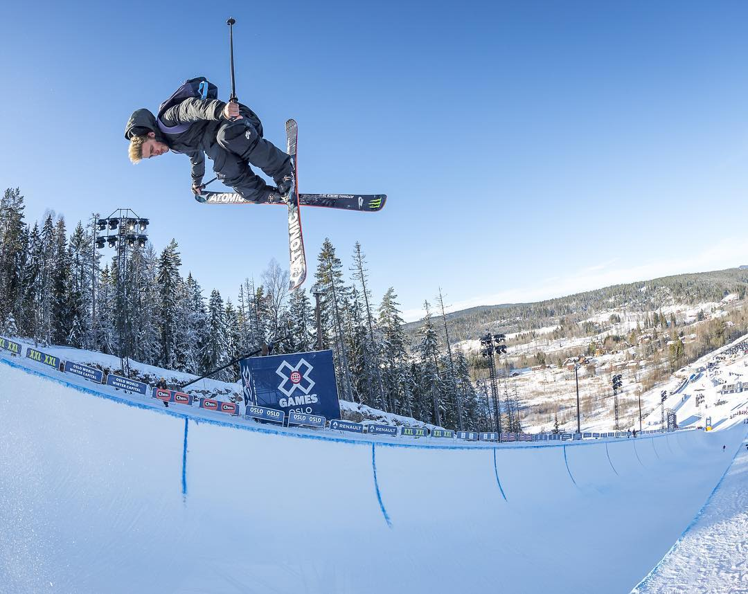 Our #XGamesOslo Best of Ski Show will air TODAY at 2 pm ET/1 pm PT on ABC! (