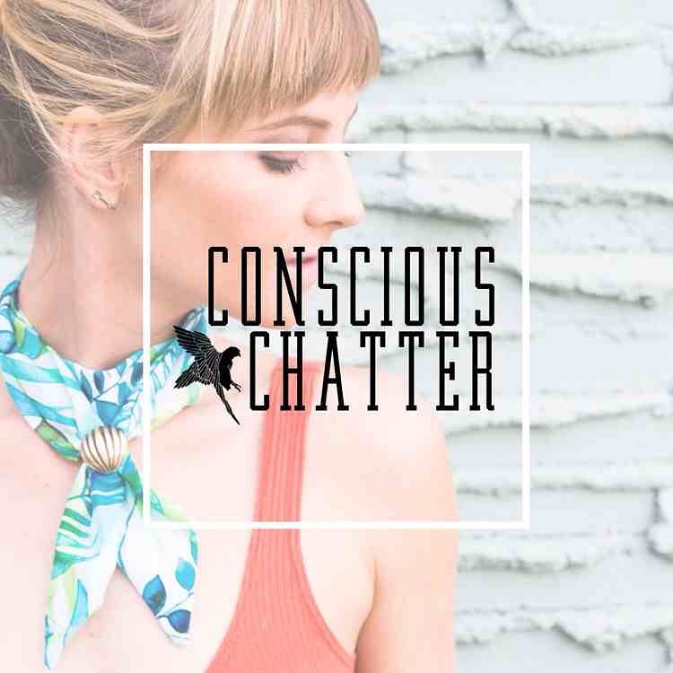 ~ Conscious Chatter ~  Our dear friend @kestrelee of @awear World has recently  launched a podcast to start a conversation about sustainability in the fashion industry. We're so stoked to be a part of a Tribe that's taking strides to make this world a...