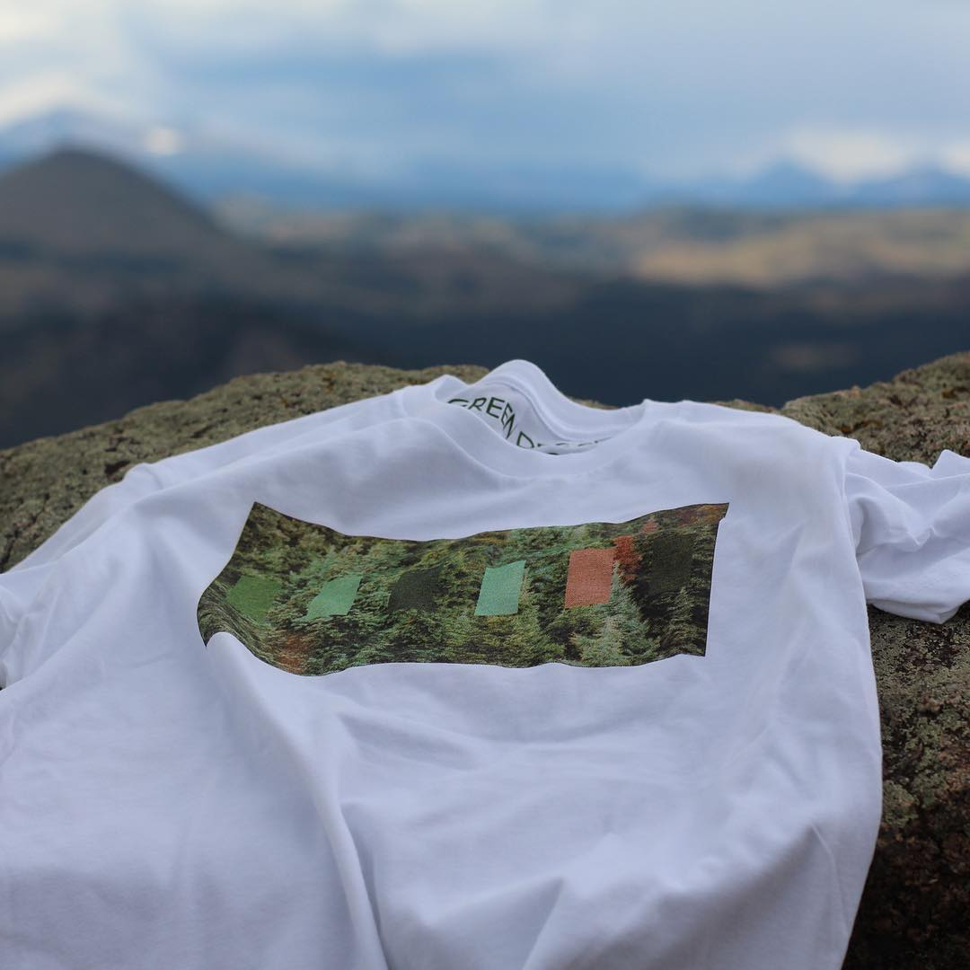 every shirt sold with @amongthepine plants a tree right here in colorado