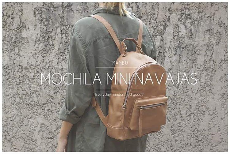 Leather Classics // Mini Navajas en suela