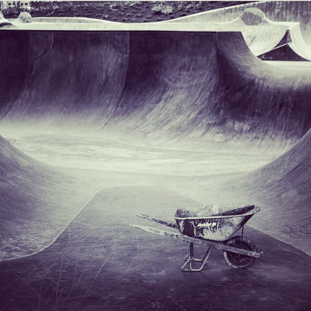 Regram @wj_skatepark @dreamlandskateparks opens tomorrow #eugene #oregon #skatepark #concretelanscapes