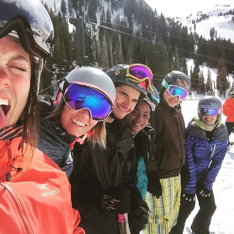 This is the 8th Annual SheJumps into the Canyon Youth Initiative at Alta! More than 50 Salt Lake Teens and volunteer coaches came out for the first of four ski days this March. 15 kids learned how to ski today! We are grateful for our volunteers and...