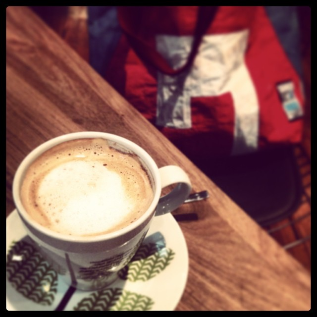 #friday coffee. + #sandbag #mafia