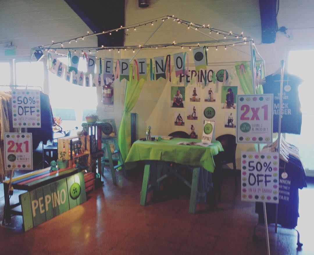 Acercate a nuestro stand de Las Domingas!!!! Hipódromo de San Isidro (Darwin), (entrada gratuita) Te esperamos! #Pepinodeferia