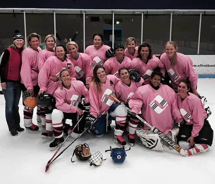 Tasha Wyatt wanted to find a way to help support B4BC, so she held an epic all-female hockey game with her team, Vail Breakaways! Last year they raised over $4,000, and they're bringing it back tonight at 5:45 p.m. at the Dobson Ice Arena in Vail,...