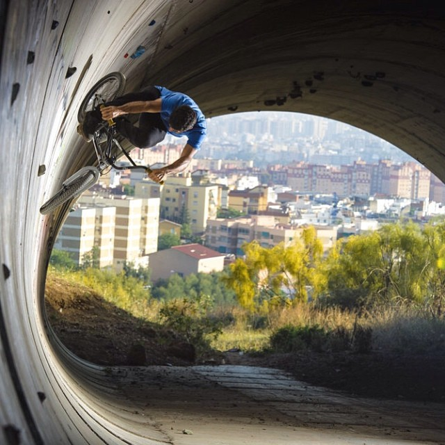 Roll on the weekend. #bmx #bike #rubenalcantara