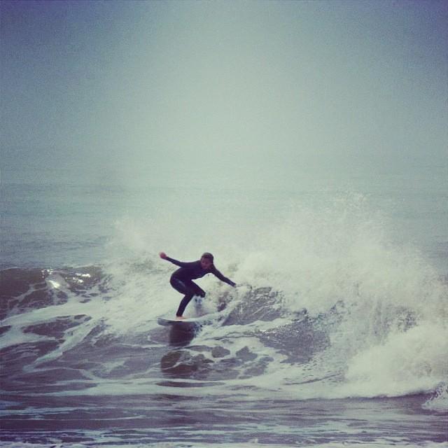"""""""Lo que siento cuando surfeo…no lo puedo describir, me encanta."""" @josefina_ane"""