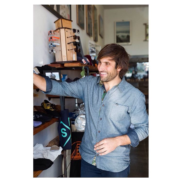 Happy birthday to #Indosole founder Kyle Parsons