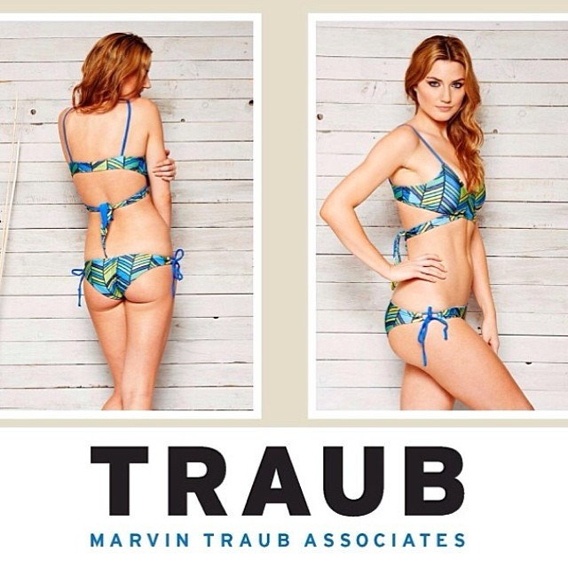 We're so excited. We just can't hide it.  We have just signed with Traub Associates.  #miola