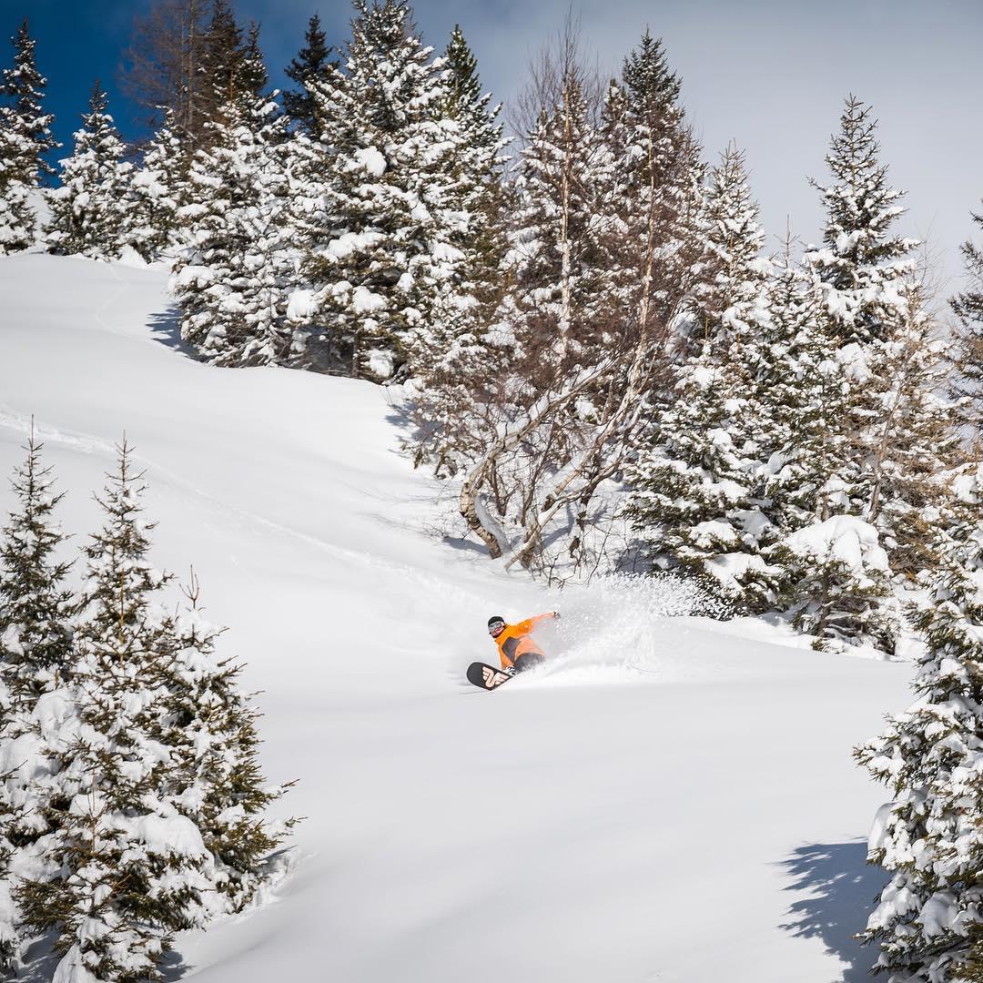 @patrickpitter #austria #powder @wolf_wieser_fotoworkx #thrive #mountainlife #thrivesnowboards