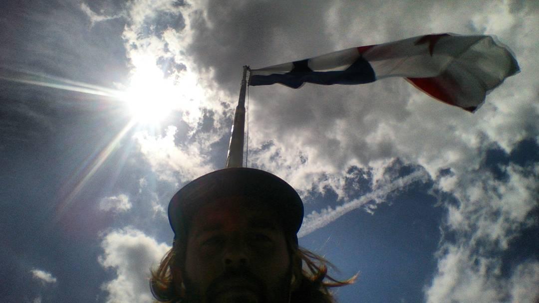 #PanamaCity #Panama  #Flag