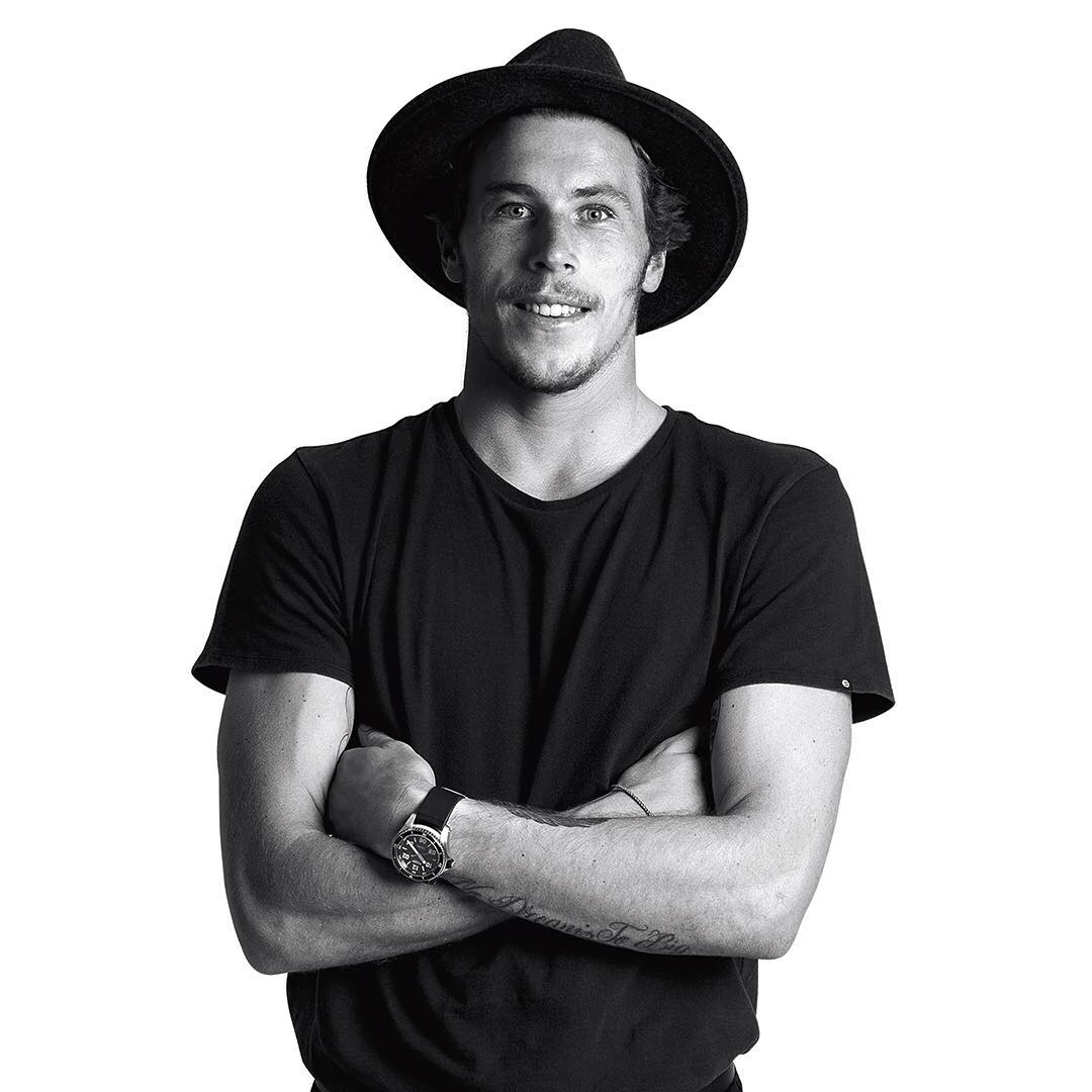 Welcome to the team @jackfreestone! Get to know Jack on online.nixon.com/happenings #Nixon #WasteNoTime
