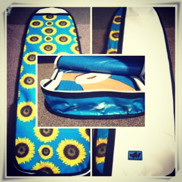 wave tribe #upcycle #boardbag #madeinusa