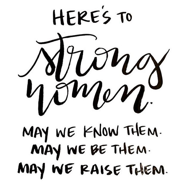 Happy #InternationalWomensDay! Take a moment to acknowledge, thank and support an amazing woman in your life. - #IWD2016