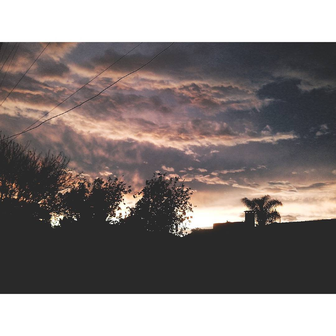 Recién #sky #afternoon