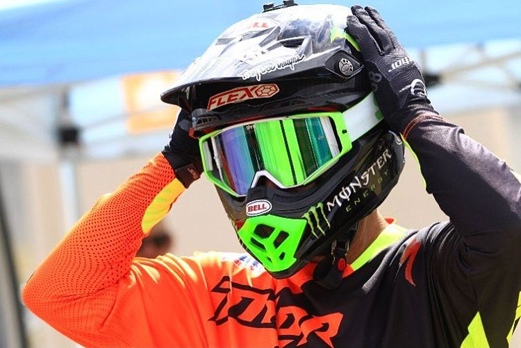 Have you got your hands on the SPY + @jeremymcgrath2 #AceMX goggles yet?  #SEEHAPPY through the link in the bio!