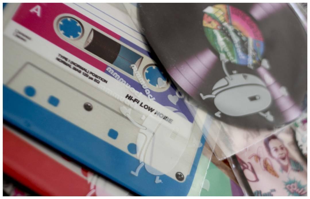 Onda (y) retro!! #regalos #pads #70s #80s #90s