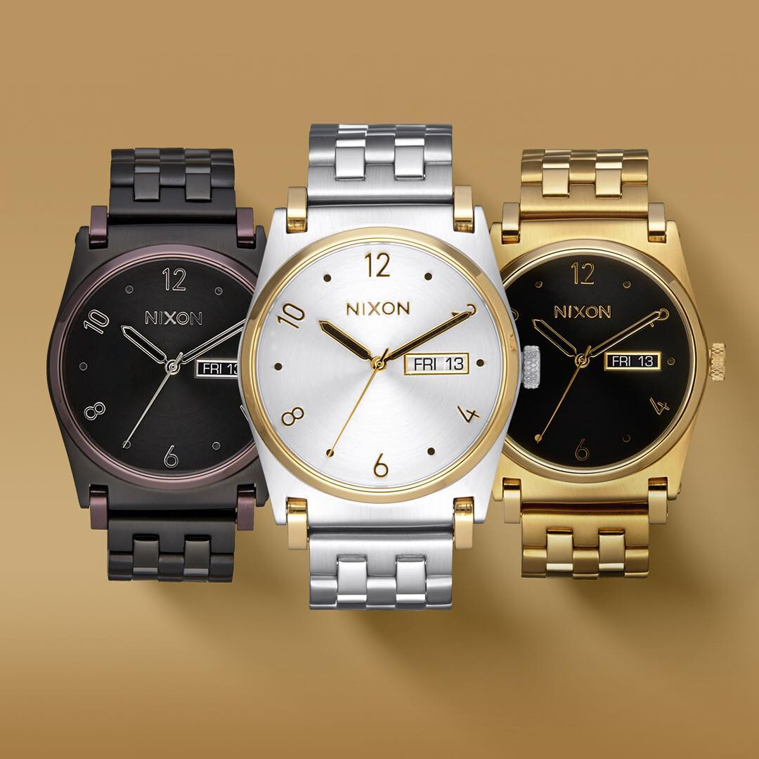 For the style individualist only the most versatile pieces will do. With its understated ease, shape and color, the Jane lets her have it her way. #Nixon