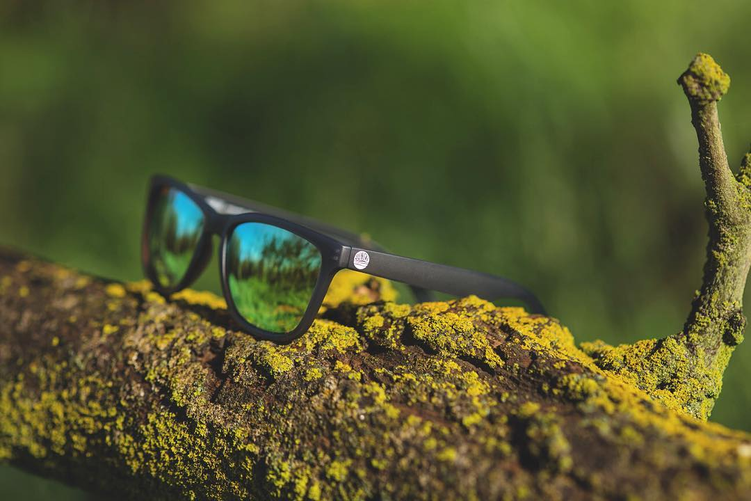 Lime Headlands lookin' bossy (and mossy). Shades are back in stock! PC: @niccastellanos