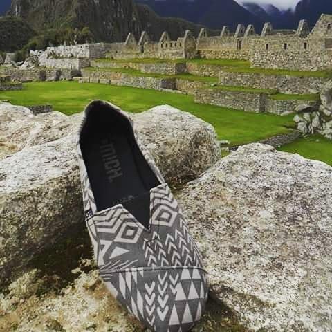 Las Mich llegaron a Machu Pichu.. #Michshoes #Mich #alpargatasmich #alpargatas