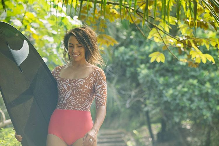 @Mele_saili wearing the new #seeazuma in Selva shot by @nick_Lavecchia #seeababes #myseealife