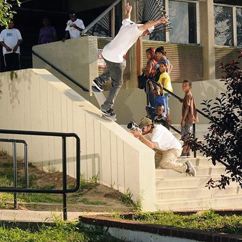 @murphyflies bs nosegrind Far Rockaway Queens NY. #Xenophoto