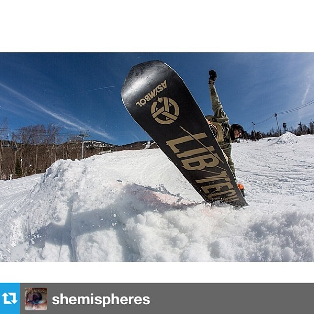 #passitonproject at @boltonvalley #VT #Repost from @shemispheres