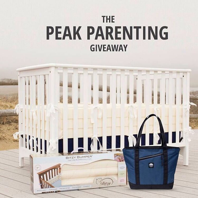 Our #PeakParenting #Giveaway launches NOW and entries are accepted through Monday, March 14th!  To enter: Simply click the giveaway link under our profile and sign in!  Don't forget to follow @Flowfold and @BitzyBabyOfficial, and share by tagging a...