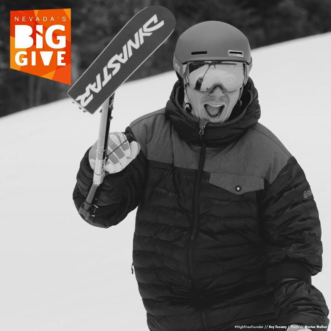 High Fives has assisted 17 Nevada athletes and given out over $95,000 in Grant Funding for Nevada #HighFivesAthletes. TODAY, show your support by giving online, link in bio. This 24 hour online giving campaign is as easy as point-click-give, for as...